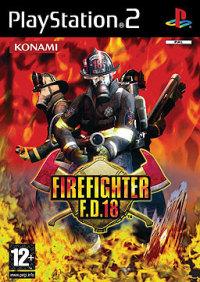 KONAMI Firefighter