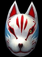 photo fox mask
