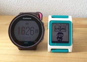 garmin 630 vs pebble 2