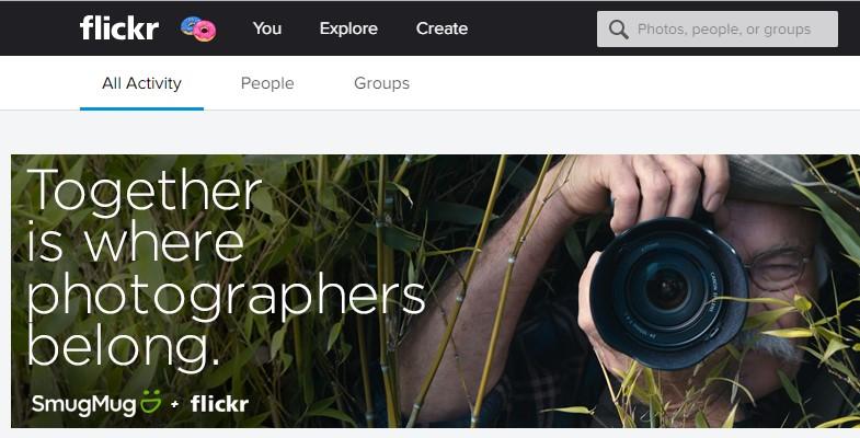 転売される個人情報・・・Nokia、Flickr