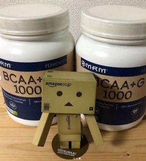 MRM BCAA+グルタミン
