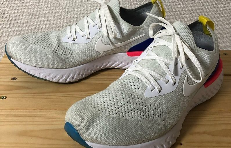Runcas180 #073 NIKE Epic React(v1)・Gaosa Bluetooth イヤホン