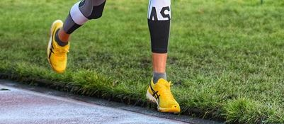 Runcas180 2020/02/17 Asics meta racer, NB FuelCell RC Elite 8.3km