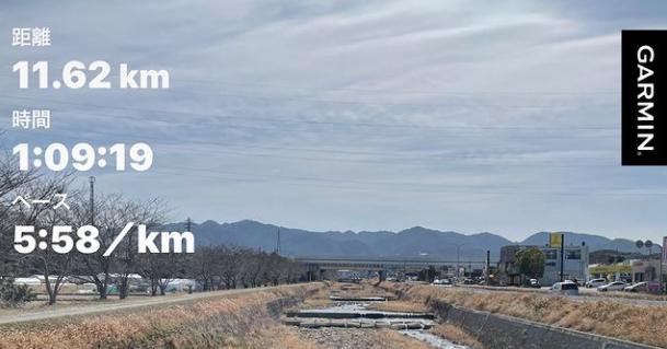 575_2021/02/27 献血翌日・丹波篠山オンライン01回目 11.6km