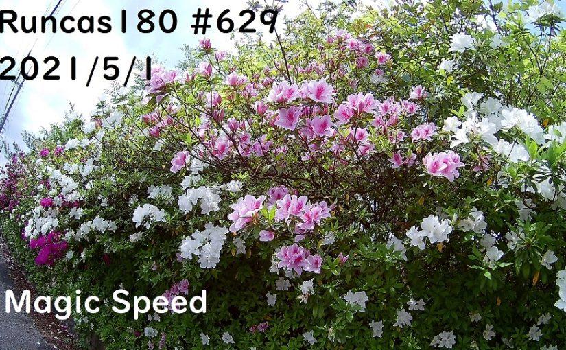 629_2021/05/01 ふくらはぎがつった 5.9km