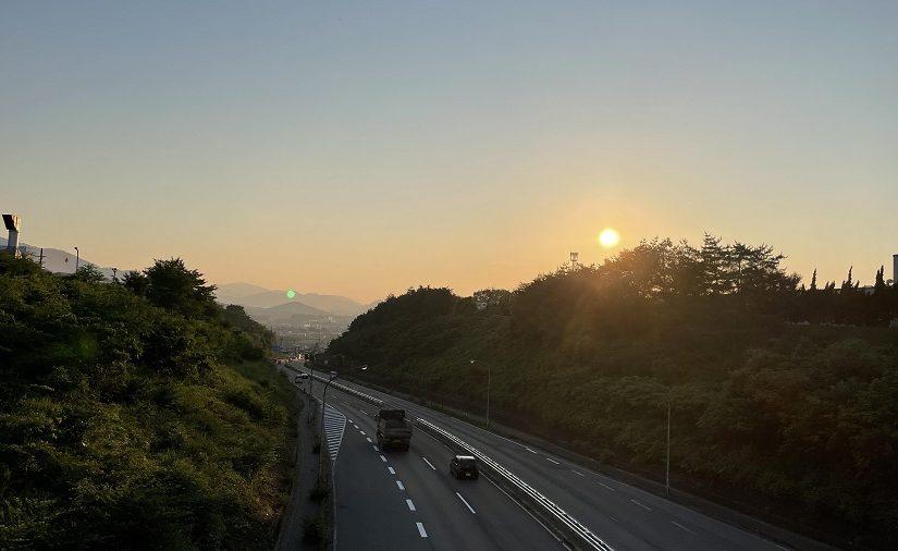 662_2021/06/09 夕焼けラン 10.6km